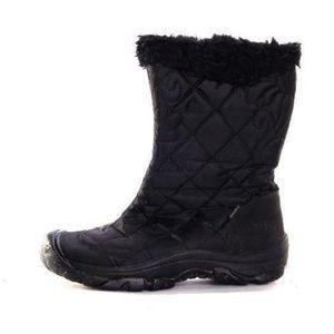 KEEN quilted boots sherpa keen warm 200 gram 8.5